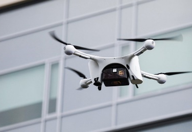 UPS Starts Commercial Drone Deliveries at U.S. Hospital Campus
