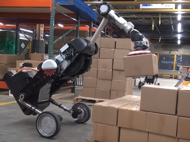 Boston Dynamics Unveils 'Handle' and Targets Warehouse Automation Market