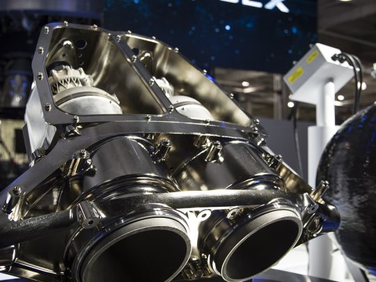 3D Printed Engine Chamber Is Used on SpaceX's First Crew Dragon Test Flight
