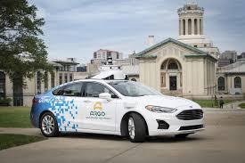 VW Invests $2.6 Billion into Argo AI as it Chases the Autonomous Car Dream