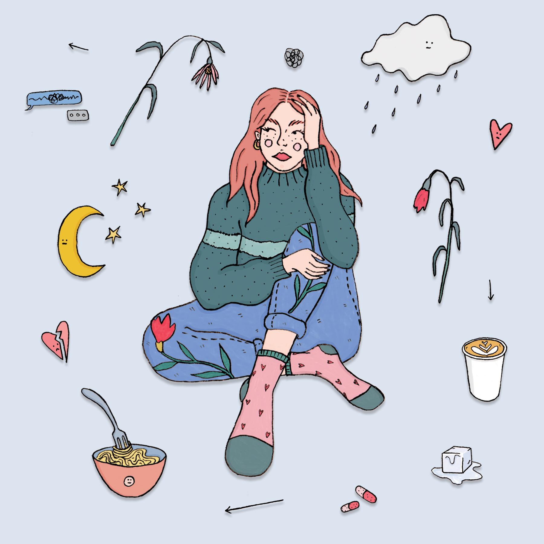 January Moods