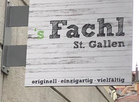 Hallo St.Gallen - Wir sind da!