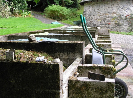 Composting at Glenarn