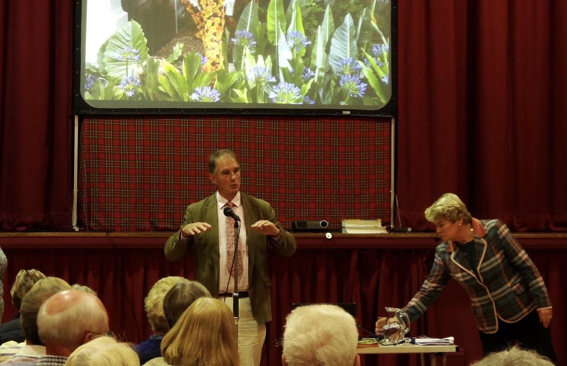 Lesley Watson & Dougal Philip