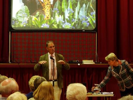 Judging Show Gardens at Chelsea - Evening Talk 13th Sept