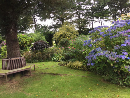 Lagg House and Carnell Estate in Ayrshire - Summer Outing September 2017