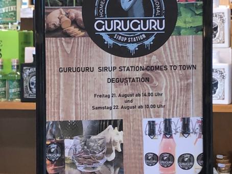 GuruGuru - Sirup Station Goes DownTown