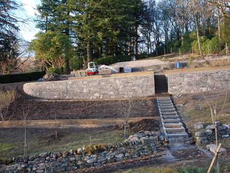 Development and Restoration of the Gardens at Dun Dubh - Evening Talk 11th Oct