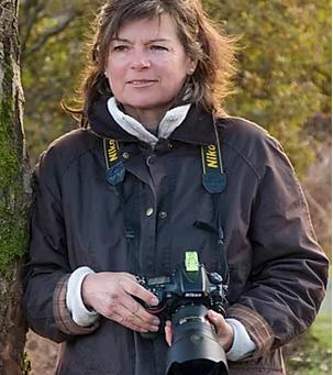 Andrea Jones Garden Photography - Evening Talk 13th November