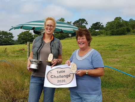 2021 Tattie Challenge - are you ready?