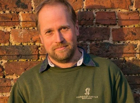 Gordon Castle Walled Garden - Evening Talk 10th Oct