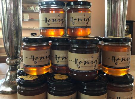 Es ist soweit - Der GuruGuru Honig ist erhältlich bei uns im Hofladen