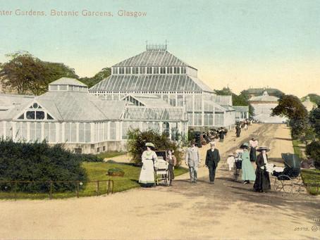 Ewen Donaldson, A History of Glasgow Botanical Gardens - Evening Talk 9th March
