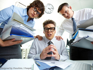 Cuidado com o que diz no ambiente de trabalho
