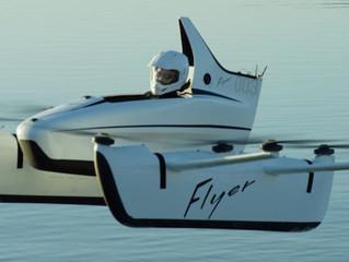 Um pássaro? Um avião? Não, é o táxi voador da Google, mais barato que Uber
