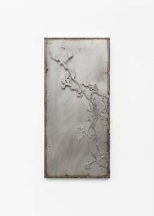Thistle Mirrror III, 2020 Stainless steel 50 x 23 x 4 cm