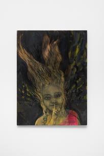 Stanislava Kovalčíková, Wannabe, 2021, oil on canvas, 82 x 60 cm