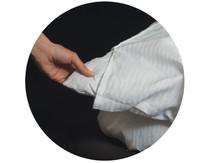TM Duvet Cover w/hand pulls