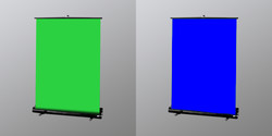 chromakey screen