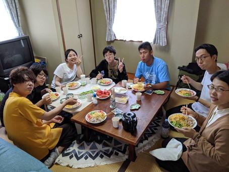 7月7日青年食事会