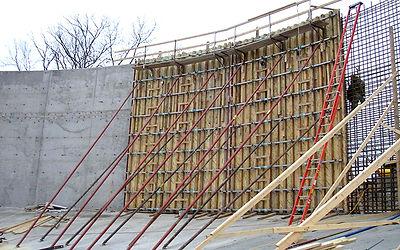 Gamco Radius Wall Forms