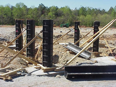 Gamco Deslauriers Plastic Column Forms