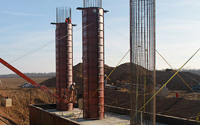 Gamco Steel Column Forms