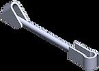 Gamco BH-64 90°/45° Weld Stud Hanger