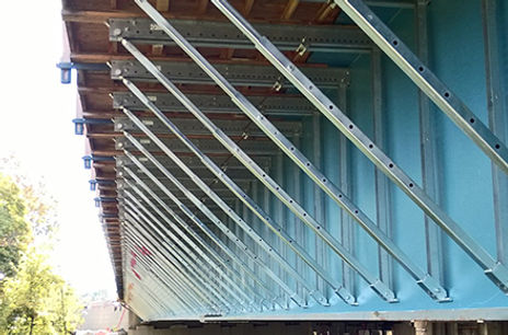 Photo of a Bridge Overhang Bracket BH-89L manufactured by Gamco Inc., Dayton Superior C-89