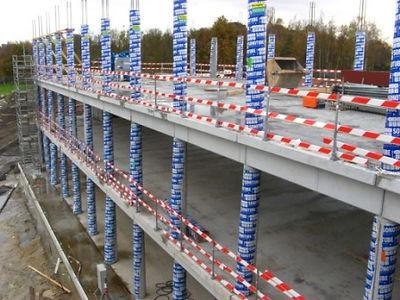 Gamco Paper Tube Column Forms