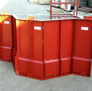 Custom Barrier Form