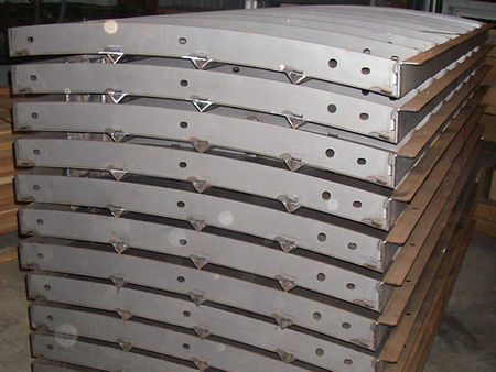Gamco Custom Barrier and Parapet Wall Forms