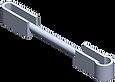 Gamco BH-64 90°/90° Weld Stud Hanger