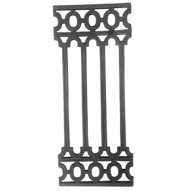 Grade ferro fundido romana