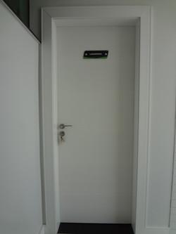 Porta de escritório