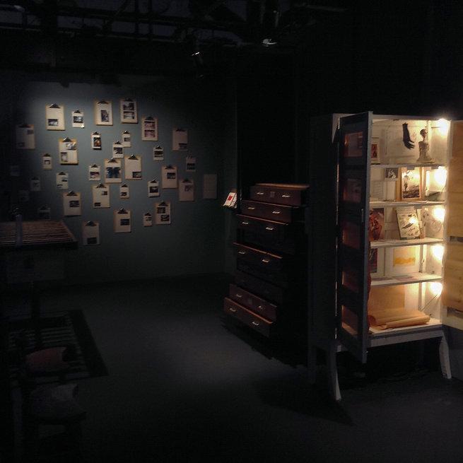 In Full Blossom  _  Exhibition Design-3