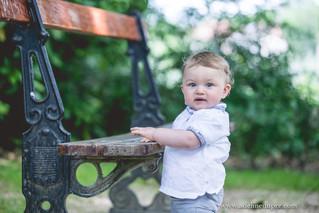 Samuel, 1 an à Angers