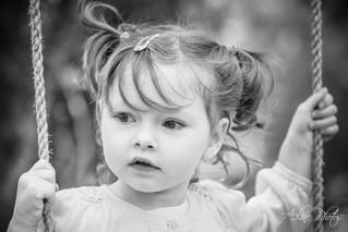 Séance Chloé 2 ans à Auxerre