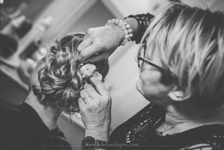 Les Préparatifs des mariés: un moment privilégié