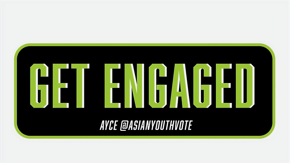 Get Engaged Sticker