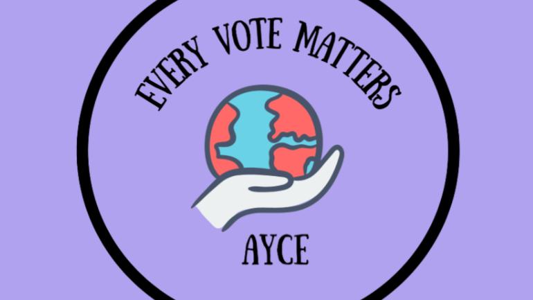 Every Vote Matters Sticker