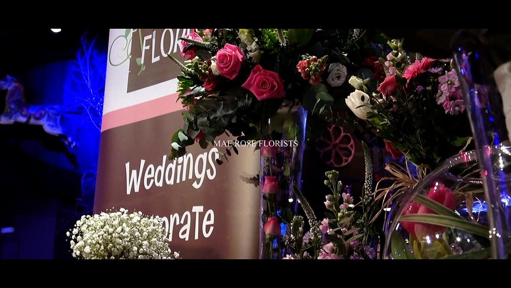 Wedding Videographer Flowers