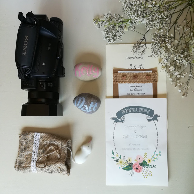Diary of a Wedding Videographer {6}