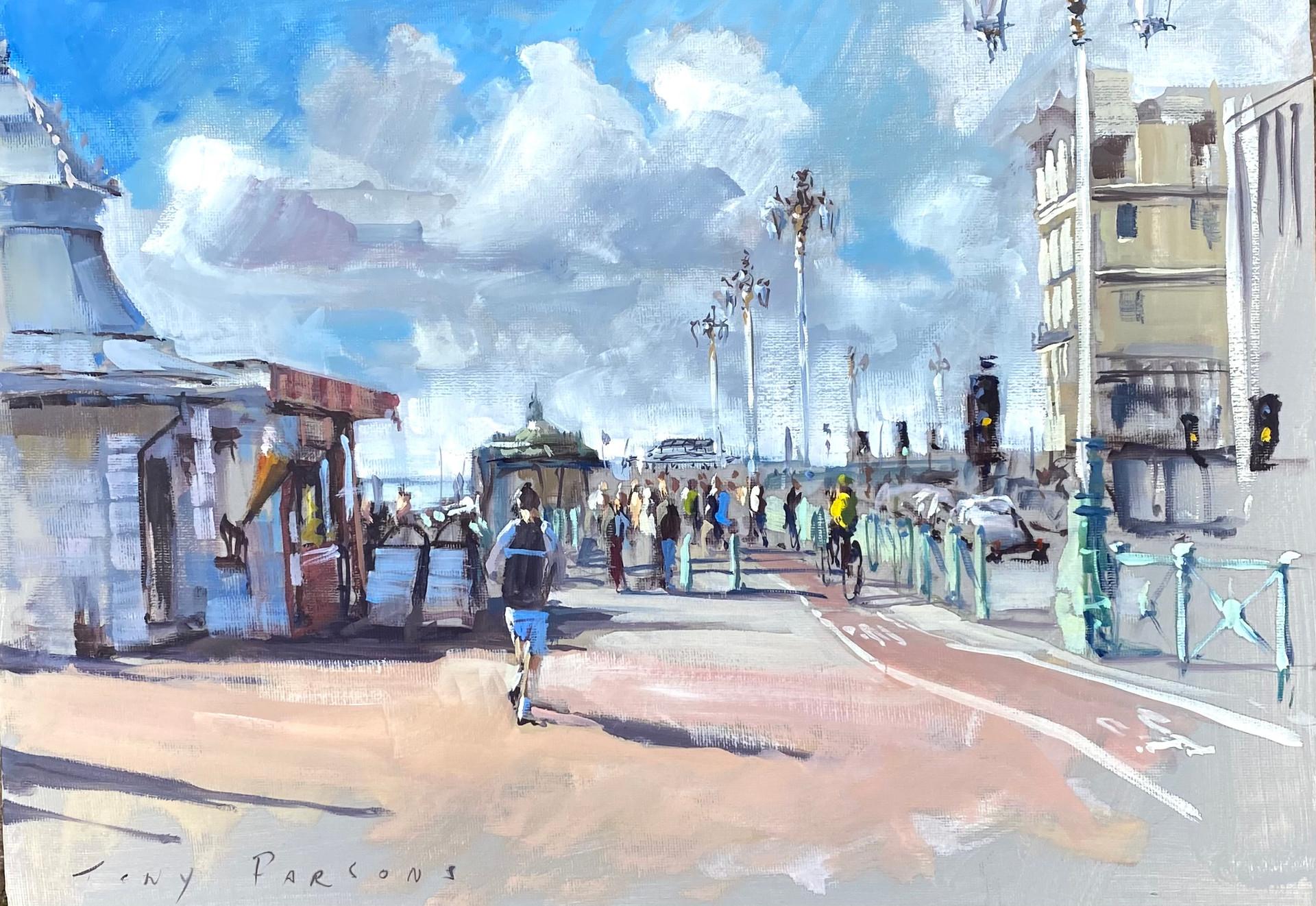 Palace Pier Kiosk