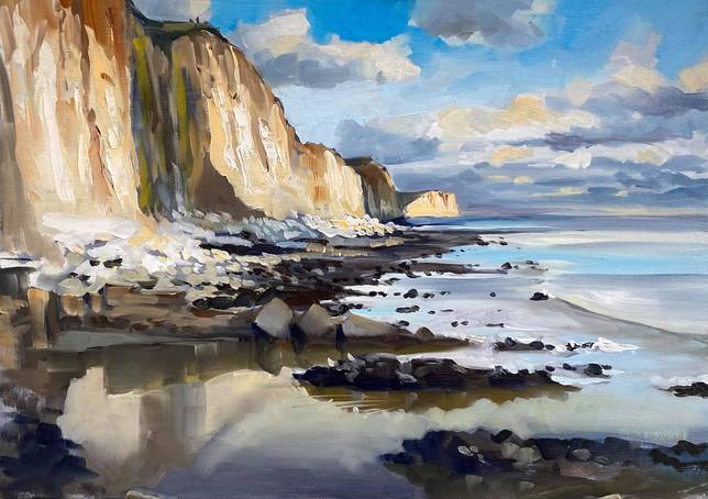 Newhaven Cliffs