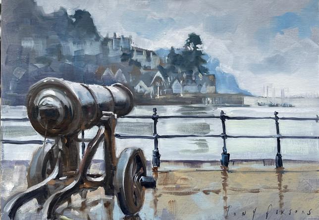 Bayard's Cove Cannon
