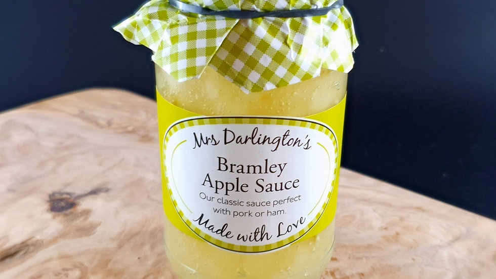 Mrs Darlington's Bramley Apple Sauce