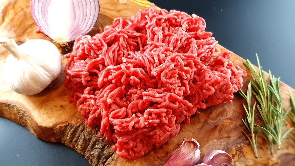 Quality Beef Mince (5% fat)