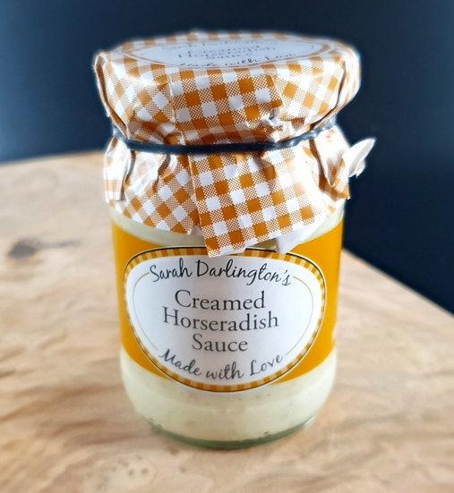 Mrs Darlington's Creamed Horseradish Sauce