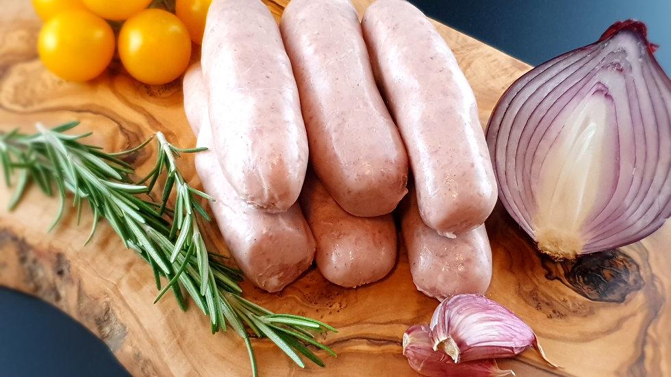 Handmade Sausages - 3 varieties